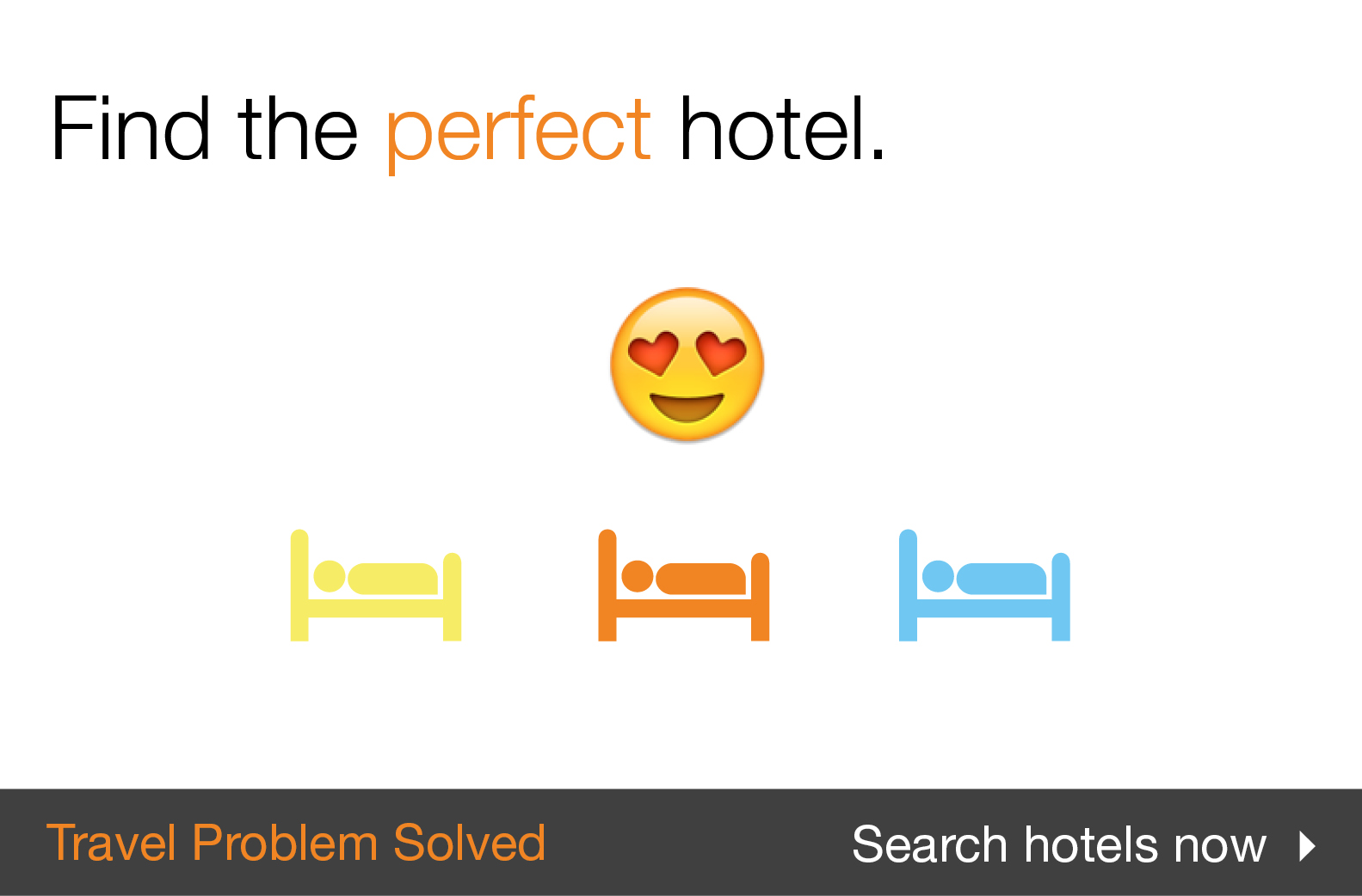 Find the perfect hotel